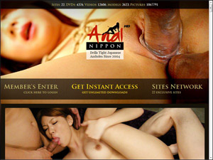 Hardcore anal sex site from Japan including strap on action
